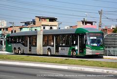 5 3452 (American Bus Pics) Tags: sãopaulo brt