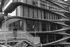 In some future time (Papaye_verte) Tags: streetphotography future architechture futuristic futur newyork étatsunis