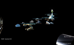 22769 - Shibari Table for Romp : November 2018 (manuel ormidale) Tags: shibari indoor table coffeetable detailed 22769 kink romp adult furniture sponsor bauwerk pacopooley steel rubber marble bronze public 22769~bauwerk