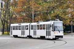 BRN_1040_201811 (Tram Photos) Tags: ckd tatra k2r03p brno brünn strasenbahn tram tramway tramvaj tramwaj mhd šalina dopravnípodnikměstabrna dpmb k2