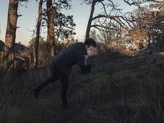 (Alex Musgrave) Tags: photography magic canon5dmarkiv surreal hat westcoast conceptual art victoria bc sigma35mmf14art yyj creative sunset canonrc6 photomanipulation naturallight trees 5d lumacube