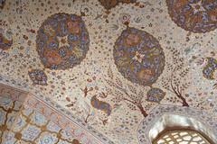 Ali Qapu Palace in Isfahan - Iran