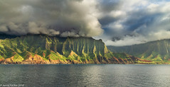 Hawaii.jpg (jamiepacker99) Tags: 2018 canonef24105mmf14lusmlens landscape mountains cruise summer coast canon6d september hawaii nihauisland shoreline seascape clouds sea