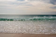 Port Willunga (Helen C Photography) Tags: beach ocean water waves surf south australia sand nature coast blue azure turquoise
