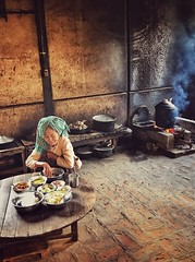 Myanmar village (ValterB) Tags: