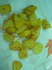 patate curcuma