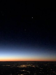 Gas Giant in Coal Country (Khao Soi Boy) Tags: planets aviation flying jupiter venus morning lakeerie youngstown sunrise ohio