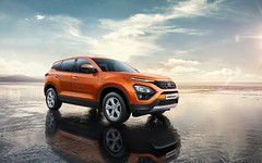 Land Rover Based TATA Harrier launched:12.69 lakh (ForcInduct) Tags: car news updates trending land rover range tata harrier forcinduct teaser motors suv