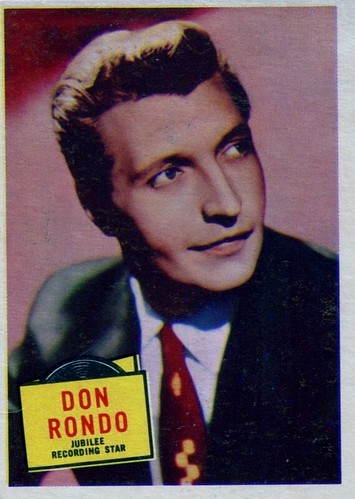 57-0606-14 - Don Rondo (Jubilee) (Topps Hit Stars)
