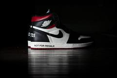 """Jordan 1 """"Not for Resale"""" (Find The Apex) Tags: jordan1 aj1 nike shoe jordan notforresale"""