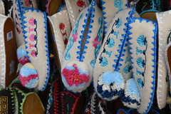 DSC_1636 (Kent MacElwee) Tags: athens attica greece europe slippers colorful