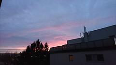 2018-01-05 16.32.47 (Kirayuzu) Tags: wien vienna liesing himmel abendhimmel sky