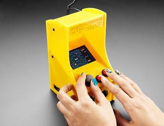 Cupcade: the Raspberry Pi-Powered Micro Arcade Cabinet Kit - Rev 3
