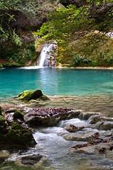 Cascadas (explore 260) (pascual 53) Tags: cascadas riourederra navarra baquedano urbasa canon 7d 50mm lluvia viento paraiso colores