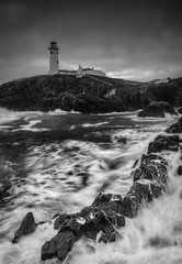 Fanad Lighthouse (peter_beagan) Tags: landscape irish ireland donegal coast county ngc canon 5d 5diii mk3 formatt hitech filters water seascapes long exposure movement photography bw ocean