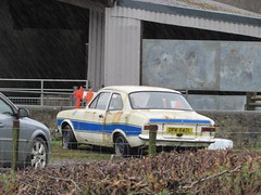 Ford Escort Sport (Andrew 2.8i) Tags: spotted spot classics wales uk carspotting spotting street car cars streetspotting united kingdom british rally saloon sedan fordofbritain sport 1300 13 avo mark 1 mk mk1 escort ford
