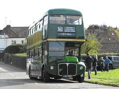 RML 2456, JJD 456D, AEC Routemaster @ Ley Hill 2018 (3) (Andy Reeve-Smith) Tags: leyhill buckinghamshire bucks 362 aec routemaster parkroyal parkroyalbody rml rml2456 jjd456d 1966 lt londontransport londoncountry countryarea lcbs amershamdistrict amershamcheshamrunningday2018 amershamcheshamrunningday 2018