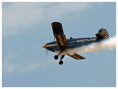 Bücker 131 Jungmann | Breitling (Aerofossile2012) Tags: fazvk bücker131 jungmann breitling avion aircraft aviation airshow meeting ba102 dijon longvic 2017 meetingdefrance