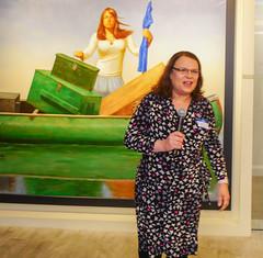 2018.12.05 Danica Roem Reception, Washington, DC USA 08875
