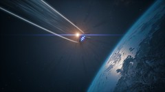 Kiss The Sun (nicksoptima) Tags: everspace ps4 screenshot scifi space soaceship