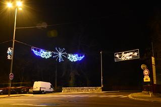 Saint-Marcel-lès-Annonay, illuminations 2016