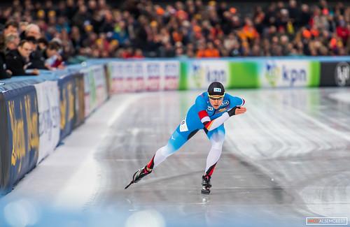 WK Speed Skating 2018