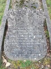 Captain Joseph William Bevington (Living in Dorset) Tags: wardead wwi memorial 1916 williamjosephbevington josephwilliambevington joebevington aldershotmilitarycemetery aldershot hampshire england uk gb