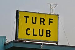 Turf Club, Crescent City, CA (Robby Virus) Tags: crescentcity california ca northcoast turf club dive bar tavern pub booze alcohol sign signage closed former martini neon