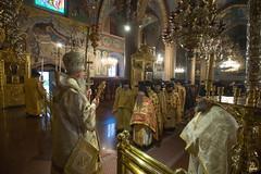 034. Божественная литургия в Киккском монастыре 03.11.2018