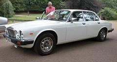 TNR 999X (2) (Nivek.Old.Gold) Tags: 1981 daimler sovereign 42 auto hh kenning