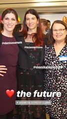2018.12.05 Danica Roem Reception, Washington, DC USA 5039