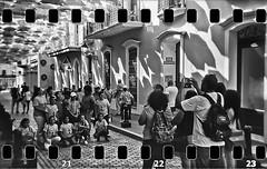 Lomography (Samy Collazo) Tags: lomography lomo holgas35mmadapter holga toycameras camarasdejuguete aristaedu10035mm adapter35mm streetphotography fotografiacallejera bn bw