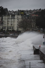 Hold Onto Your Hats! (Better Living Through Chemistry37 (Archive3)) Tags: storms waves sea coast torquay