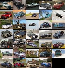 My cars, previous and current (NaPCo74) Tags: mazda mx5 miata eunos japan subaru impreza gt turbo wrx flat citroen ami 6 citroën xm bmw 325 touring ix 316 austin mini break sportpack 1275 healey sprite mk1 frog eye bug frogeye bugeye jaguar mk2 volvo 740 x300 opel omega limousine smart roadster cars car voiture canon eos 700d