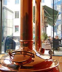 Bryggeri Brewery (Colorado Sands) Tags: brewery restaurant pub helsinki finland beer finnishbeer copper brewkettle copperbrewkettles bryggeri sandraleidholdt bryggerihelsinki europe scandinavia finnish
