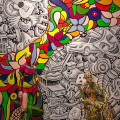 Magic ➡ (MAKER Photography) Tags: art magic city mask dollar camera car heart wings guitar butterfly star manikin germany munich smartphone phone oneplus 3 colorful bw black white fish lightbulb ufo ball umbrella chair