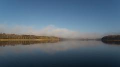 Tiefwarensee (Strandgutsuche) Tags: mecklenburg warenmüritz natur landscape ais nikkor autumn herbst nebel licht sonne see lake nature silence ruhe spiegelglatt amsee bright heiter