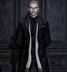 Arms Around You (IannCatronis - catronisblog) Tags: deadwool straydog themensdept mens fashion black gente coat