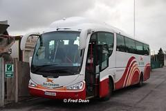 Bus Eireann SP16 (05D46469). (Fred Dean Jnr) Tags: scania irizar pb buseireann sp16 05d46469 carrigtwohill cork october2018 ddennehy