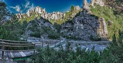 RACO D´EN MARC (juan carlos luna monfort) Tags: masdebarberans montsia montaña paisaje panoramica hdr puente rio roca piedra cieloazul nubes nikond7200 irix15 calma paz tranquilidad