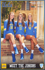 UCLA Women's Volleyball - 2018 Juniors (bruin805) Tags: ucla volleyball womensvolleyball pac12 madelinegates savvysimo kyliemiller