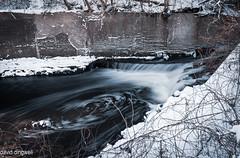 Ohio Erie Canal (daveding67) Tags: ohio oh ohioeriecanal canal water waterfalls waterfall akron akronohsummitcounty canaltowpath lock