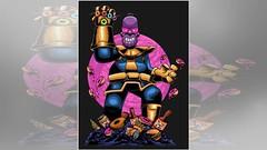 Thanos aplica el poder de las gemas del infinito en Los Simpson (HUNI GAMING) Tags: thanos aplica el poder de las gemas del infinito en los simpson