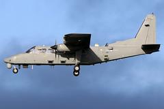 ZH003 (GH@BHD) Tags: zh003 brittennorman bn2 bn2t islander islanderal2 aac armyaircorps military aircraft aviation bfs egaa aldergrove belfastinternationalairport