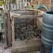 Garden Compost Heap