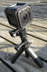 New Tripod (29in.CH) Tags: camera equipment 18112018 gopro hero5 session shorty tripod