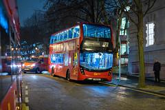 London Central EH252 (cybertect) Tags: 172 adlenviro200mmc carlzeissplanart50mmf14mm clerkenwell clerkenwellgreen ec1 eh252 london londonboroughofislington londoncentral londonec1 londonbus sonya7ii volvob5lh yx18ksz bus doubledecker route172
