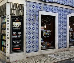 Livraria Bertrand: a mais antiga do mundo (Andre Felipe Carvalho) Tags: lisboa portugal livraria bertrand mais antiga do mundo