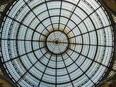 Galleria Vittorio Emanuele (olle.graf) Tags: 2018 olle dach fujifilm galleriavittorioemanuele italien italy july mailand milano roof x10 lombardia it