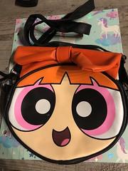 Blossom purse #hottopic #cute #ppg #thepowerpuffgirls #powerpuffgirls #blossom #purse #love (direngrey037) Tags: hottopic cute ppg thepowerpuffgirls powerpuffgirls blossom purse love